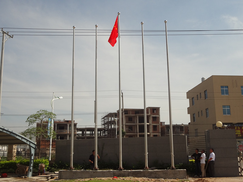 不锈钢国旗杆