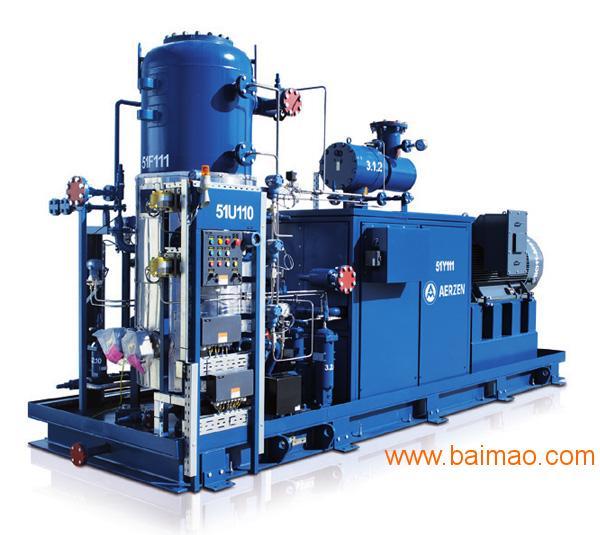 德国AERZEN 注油式■与注水式压缩机VMY系列