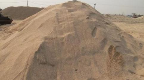 厂家供应河沙
