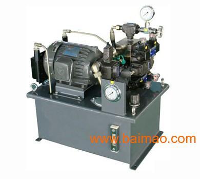 公司设计开发的液压系统和机械设备广泛图片