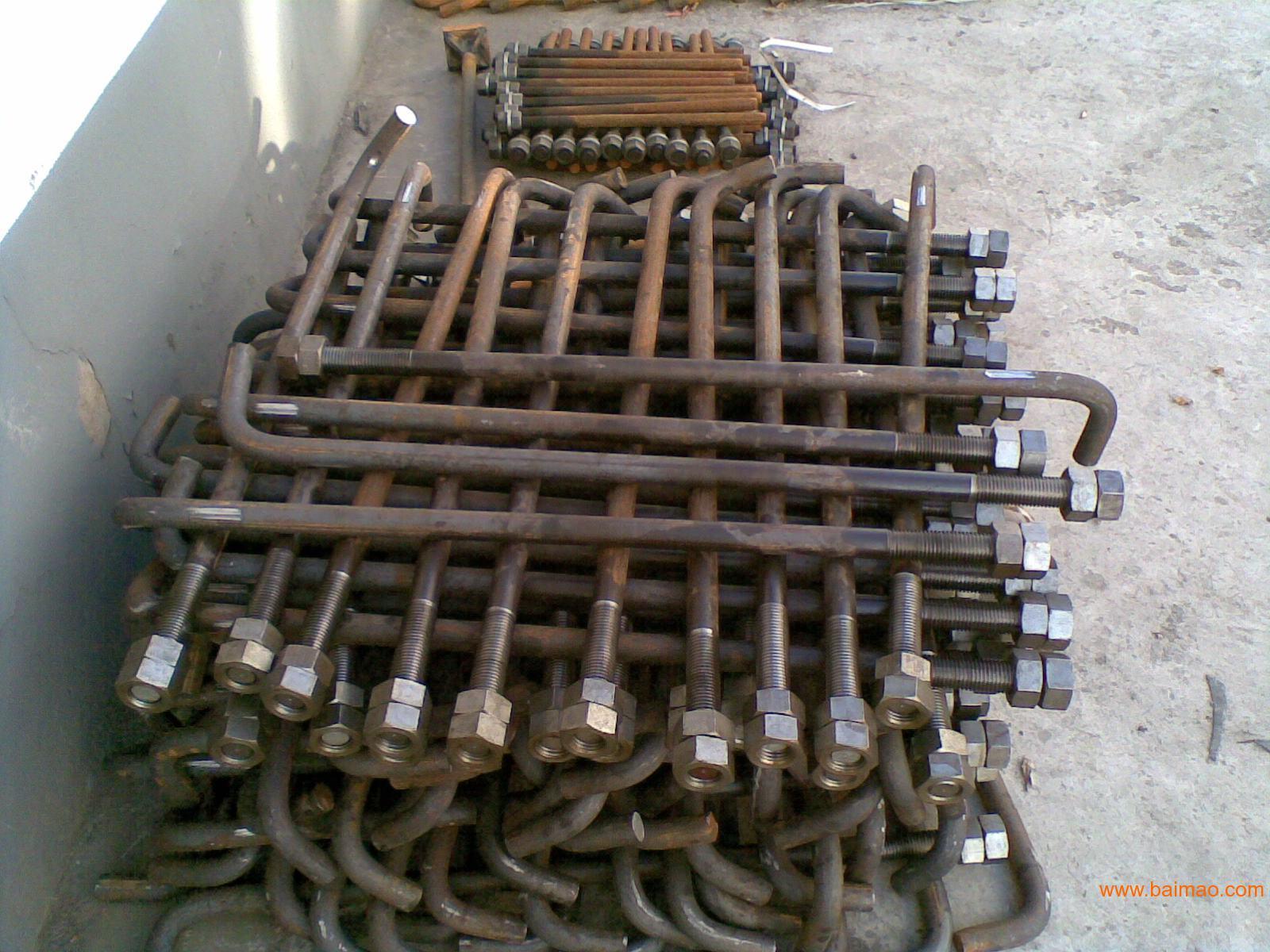 地脚螺栓(锚栓)通用图 HG/T 21545-2006-图纸图集 - 化工图集