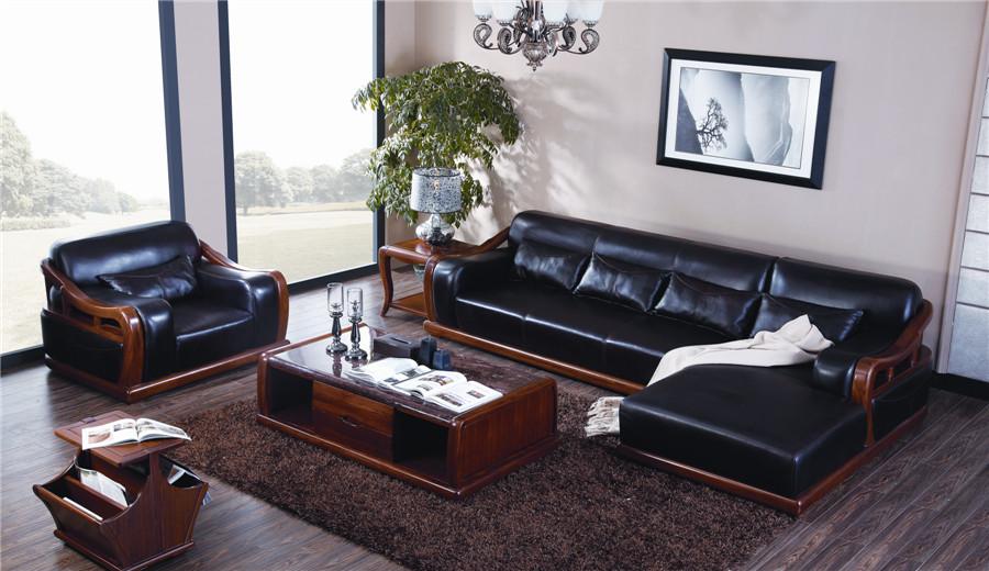 客厅沙发休闲风格