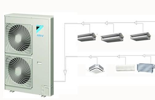 大金商用多联空调系统