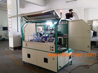 LH-200新款多功能单色全自动丝印机