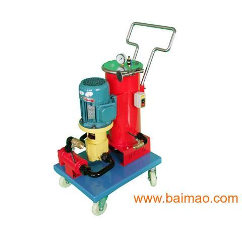 砂轮通用设备过滤器其他过滤卖家>手提式液压油过滤机生产厂家bk玻璃用品图片