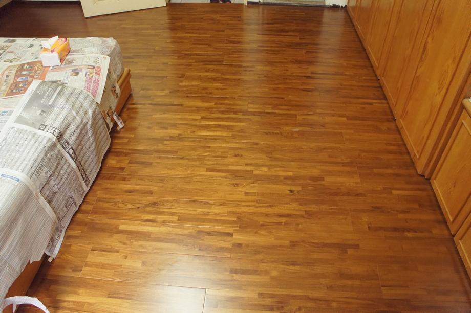 厦门柚木地板