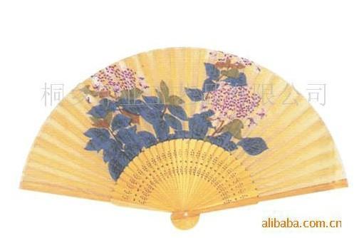 绢扇厂家直供各式高档绢扇 做工精美