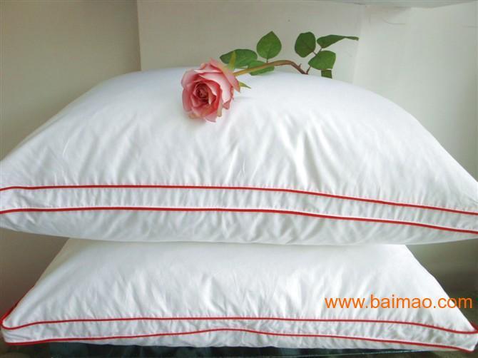 扬州厂家供应羽绒枕头鸭绒枕