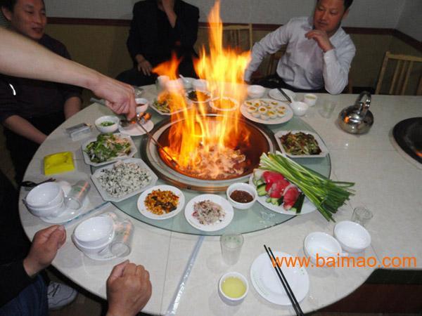 小锅台招牌美食-火焰甲鱼