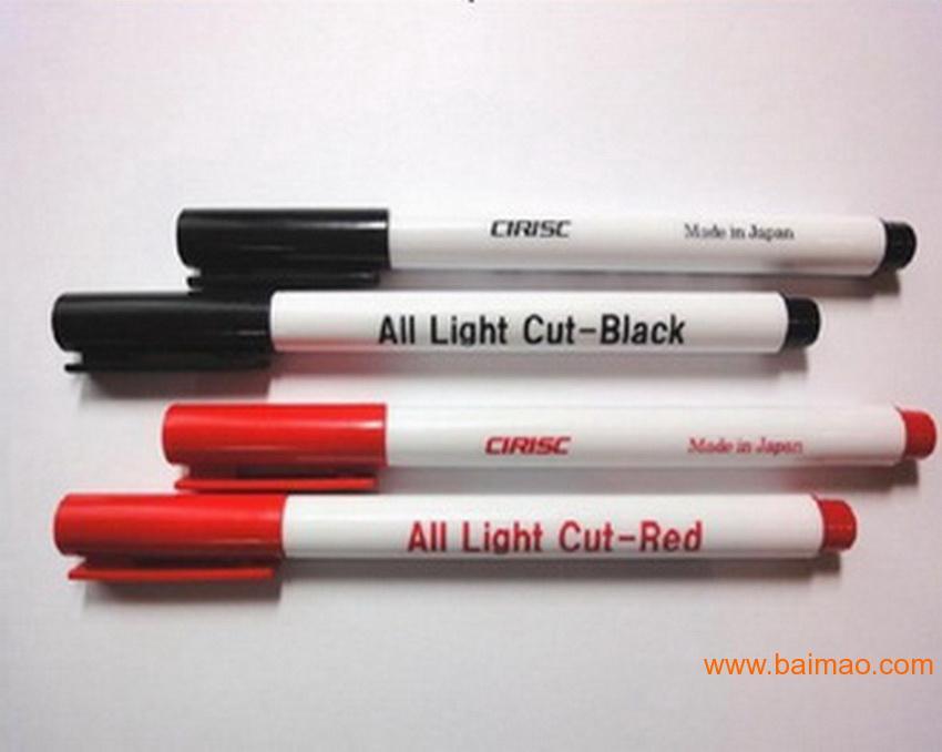 供应日本ALL菲林笔/耐酸碱笔/达因笔