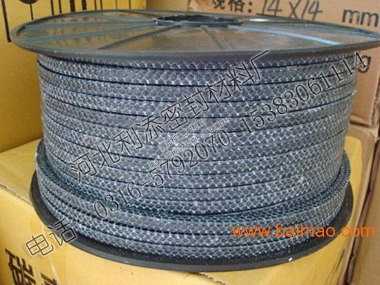 碳纤维浸四氟盘根|高水基盘根|芳纶盘根|