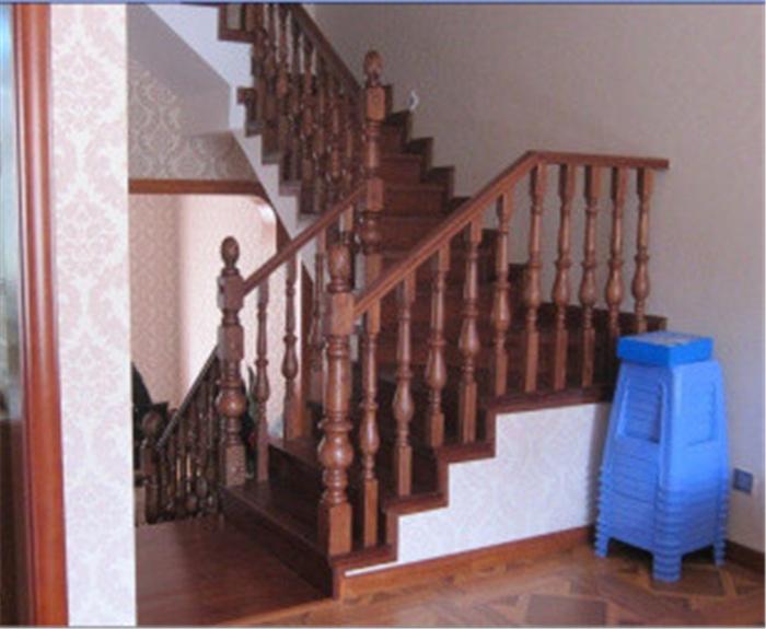 中式风格楼梯