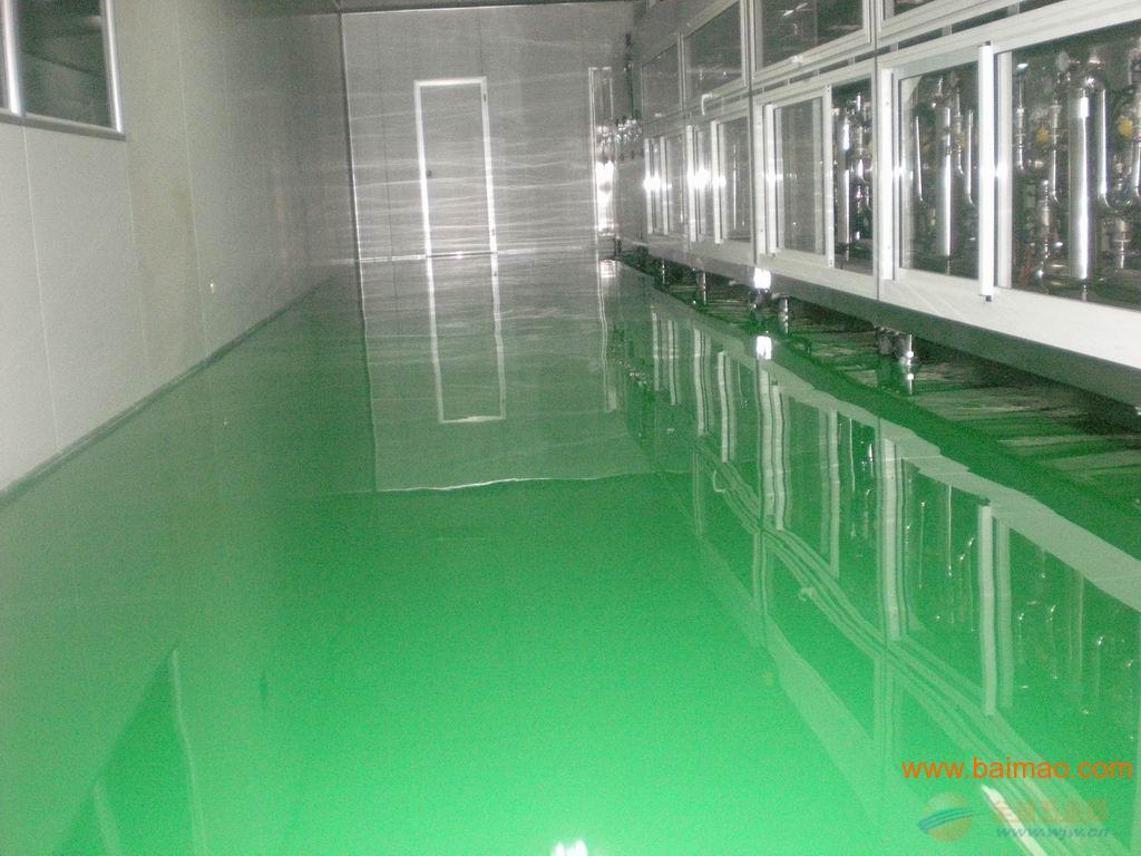 东莞万江水泥地板漆,自流平地板漆,防静电地板漆施工