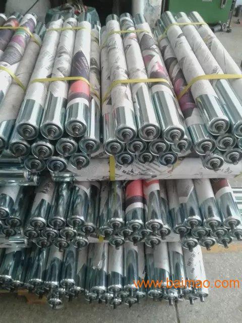 深圳无动力镀锌滚筒生产厂房