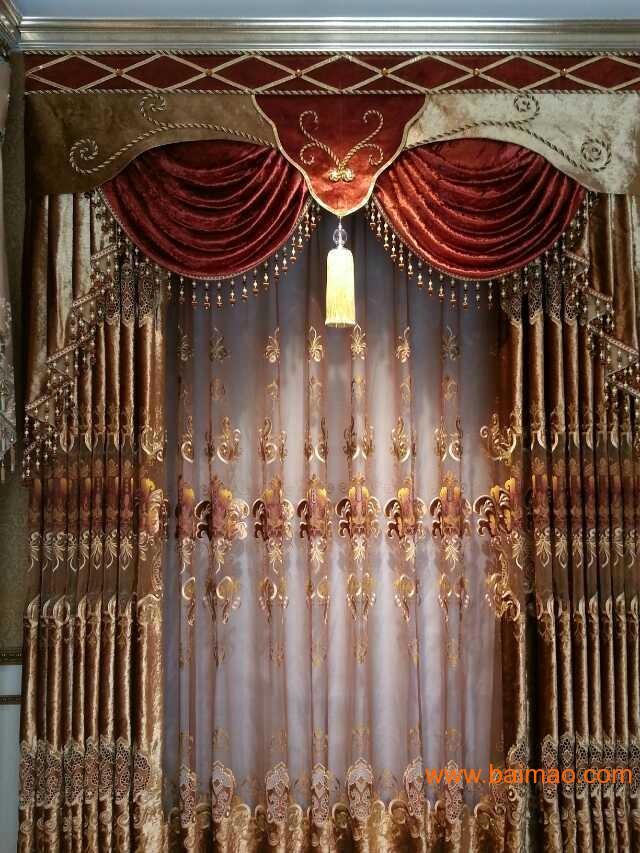厦门客厅窗帘