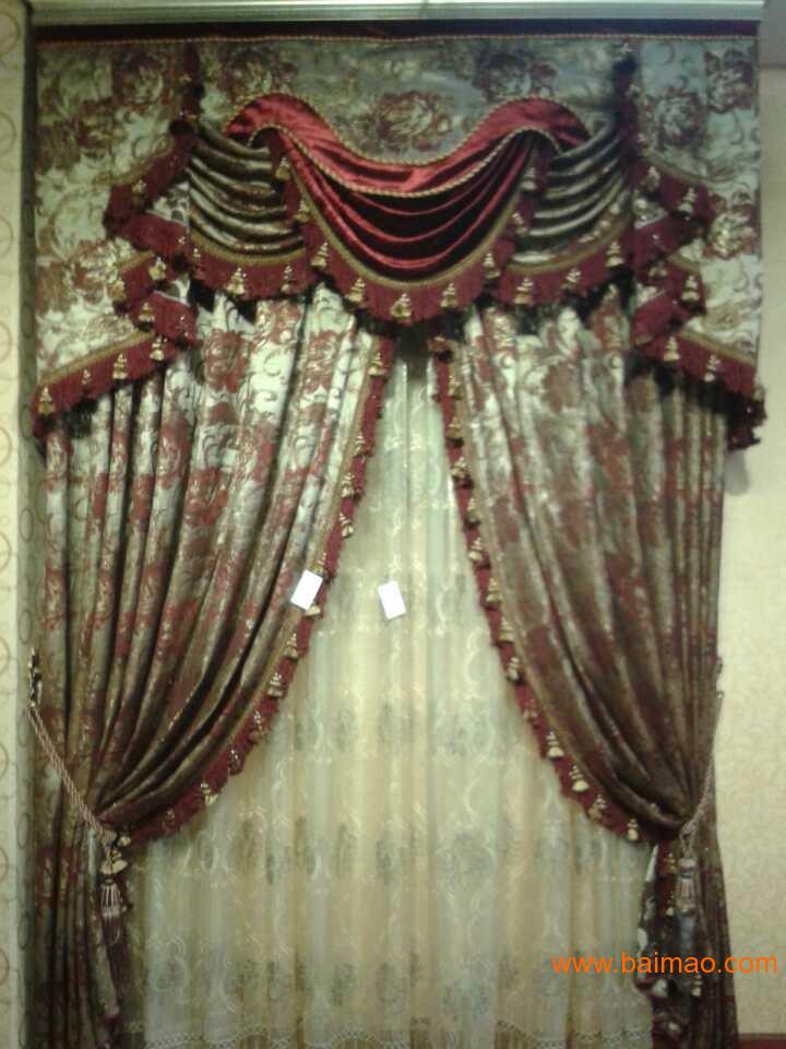 供应卧室窗帘