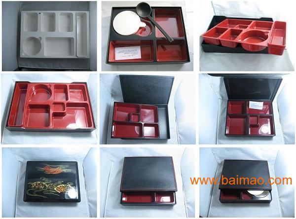 商务套餐盒/寿司盒/快餐盒/日式饭盒/日式便当盒