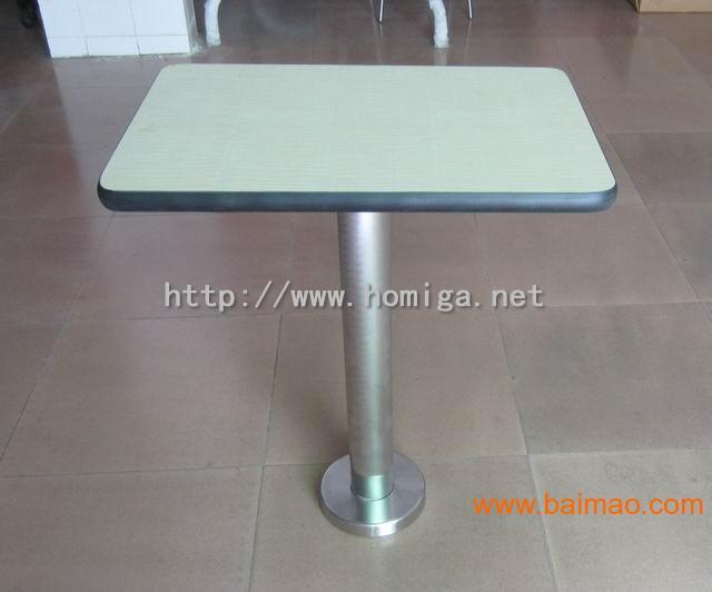 固定脚餐桌,防火板固定脚餐桌,高级餐厅专业餐桌厂家