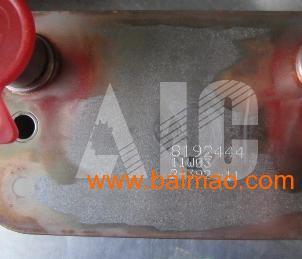 沃尔沃TWD610G机油冷却器8192444