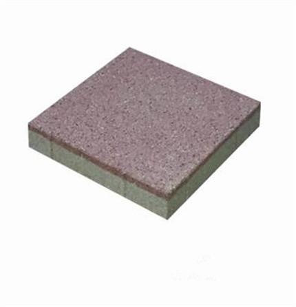 生态透水砖安装