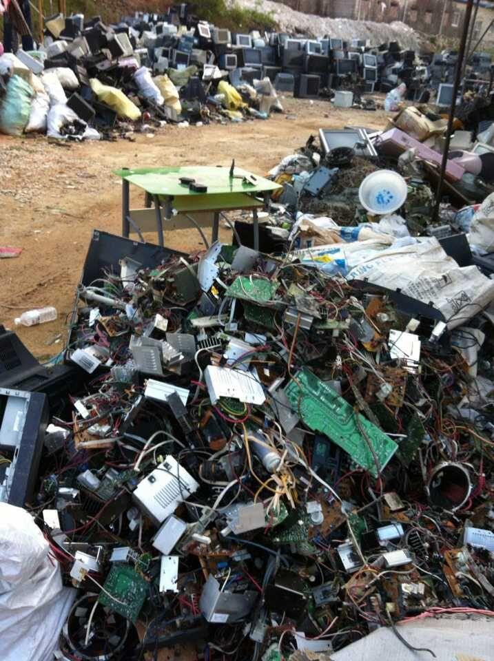 高价回收旧冰箱电器
