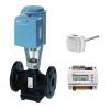 供應西門子電動溫度控制閥VVF45