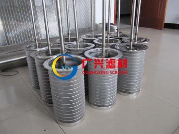 刀式过滤器滤网、自动排污过滤器滤网、过滤细格栅