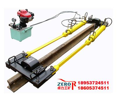 卖家 加工机械 采矿,冶金机械 采矿机械 >yls-900型液压钢轨拉伸机图片