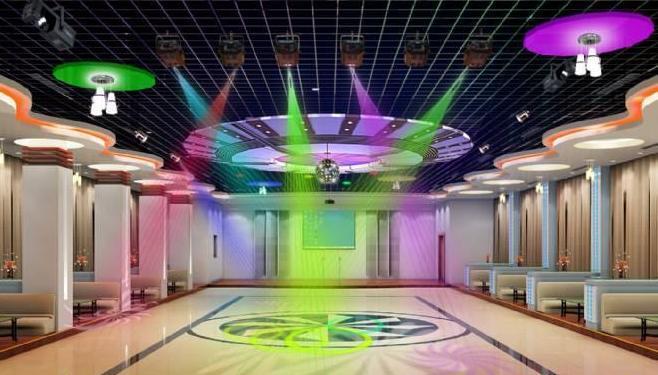 成都专业舞厅装修 专业舞厅设计 专业舞厅翻新