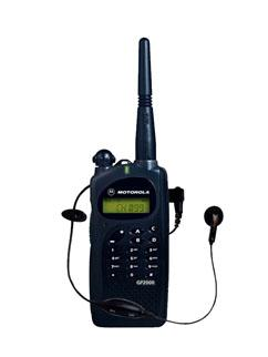 摩托罗拉 GP-2000对讲机