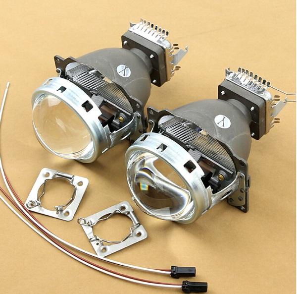 改装单双光透镜
