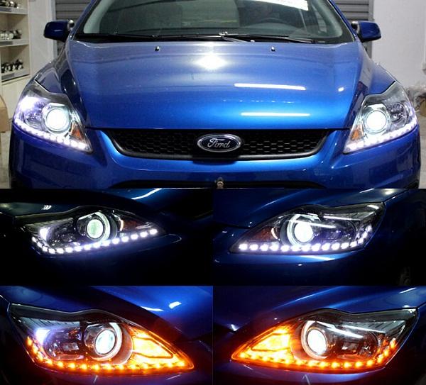 LED车灯改装