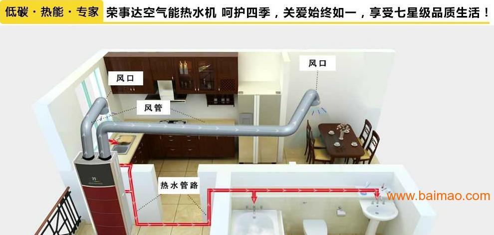 朗和怡家空气能热水器