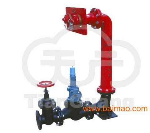 墙壁式消防水泵接合器图片
