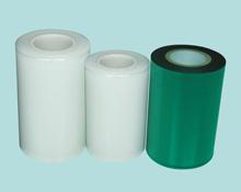 绿色PE透明静电膜