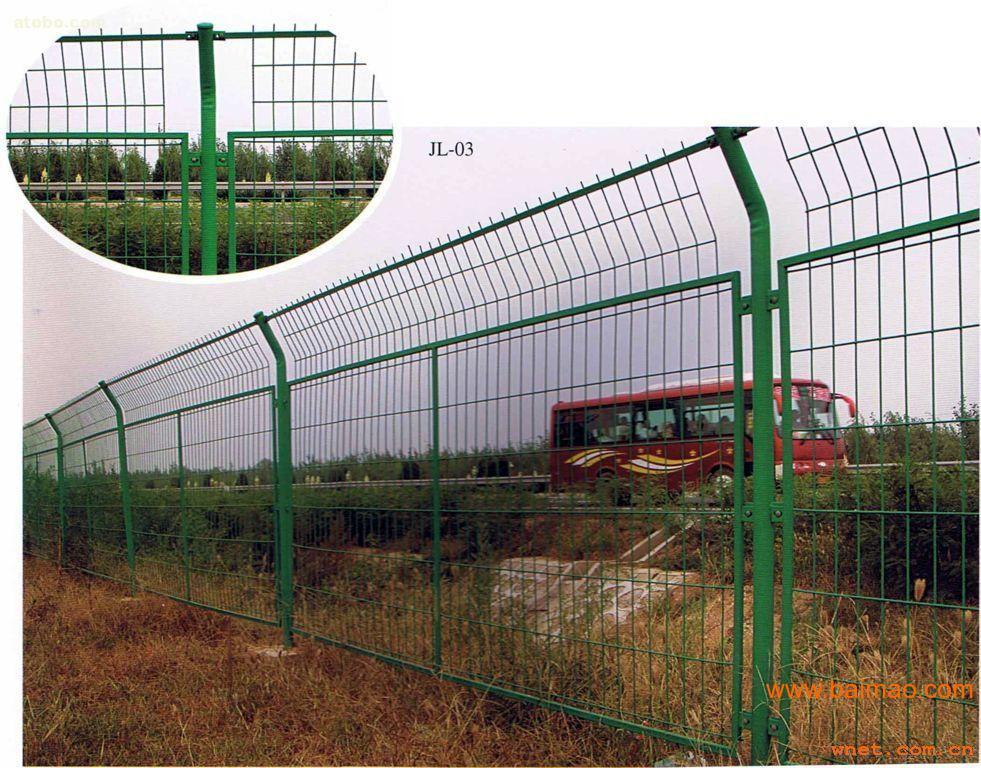 四周双边丝护栏网生产厂