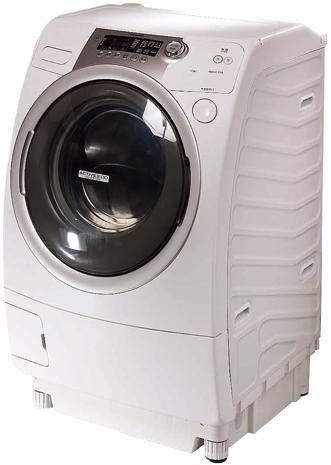东芝洗衣机  X-渗透洗系列 XQG90-ESE
