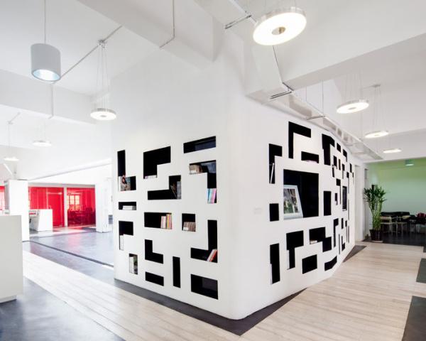 创意办公空间设计图片
