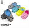 新品洞洞沙滩鞋拖鞋夏季时尚儿童凉鞋包头硅胶沙滩鞋