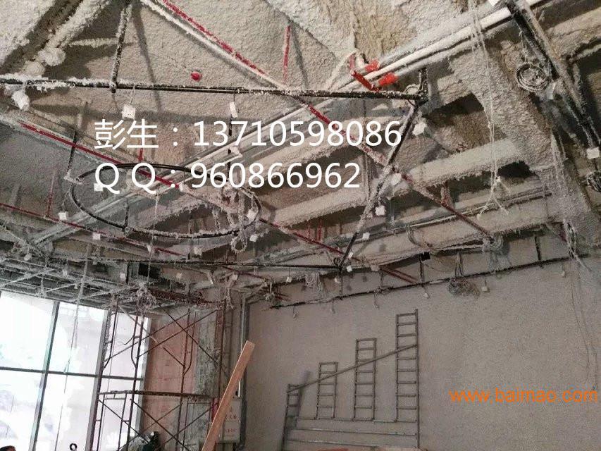 梅州超细无机纤维保温喷涂 梅州无机纤维喷涂隔热层