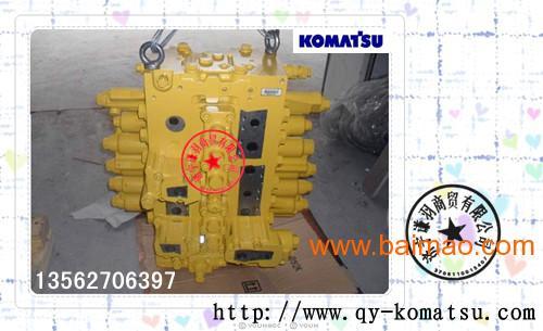 小松配件pc200-8分配阀图片