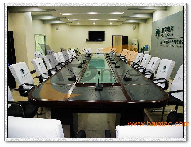 成都宏威视听科技专业 教学,会议扩声系统说干设计安装