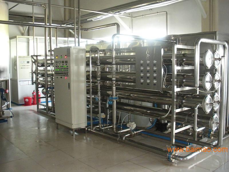 甘肃制药行业纯化水设备,甘肃单晶硅超纯水设备7   安徽水处理设备...