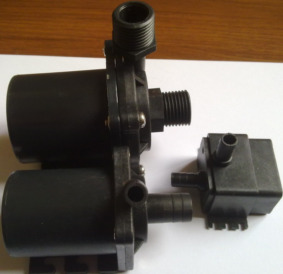 大流量无刷微型水泵|大流量耐高温微型水泵-新为诚