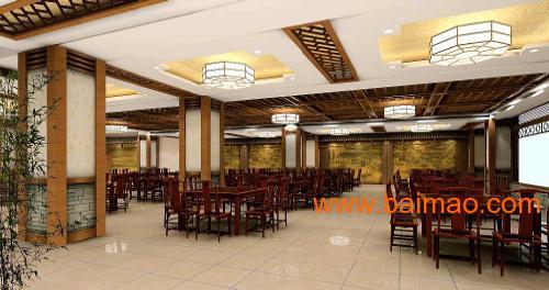 餐饮店装修,湘里人家餐厅