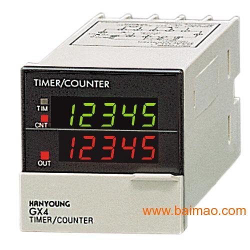 OMRON 数显时间继电器DH48S-1Z DH4