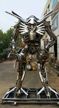 变形金刚擎天柱 大型机器人展示道具 出租出售
