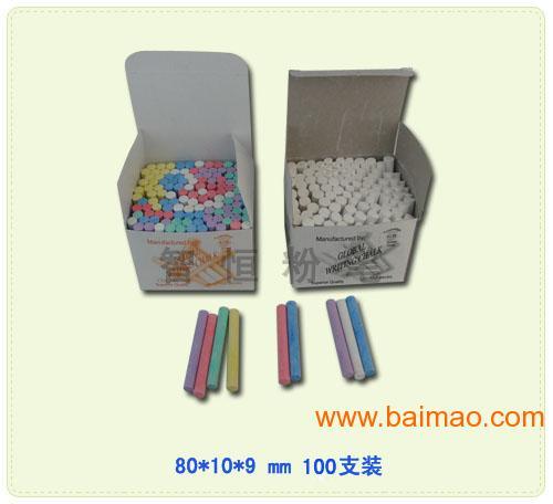 粉笔20多年品质,广东省著名商标,粉笔厂家直销