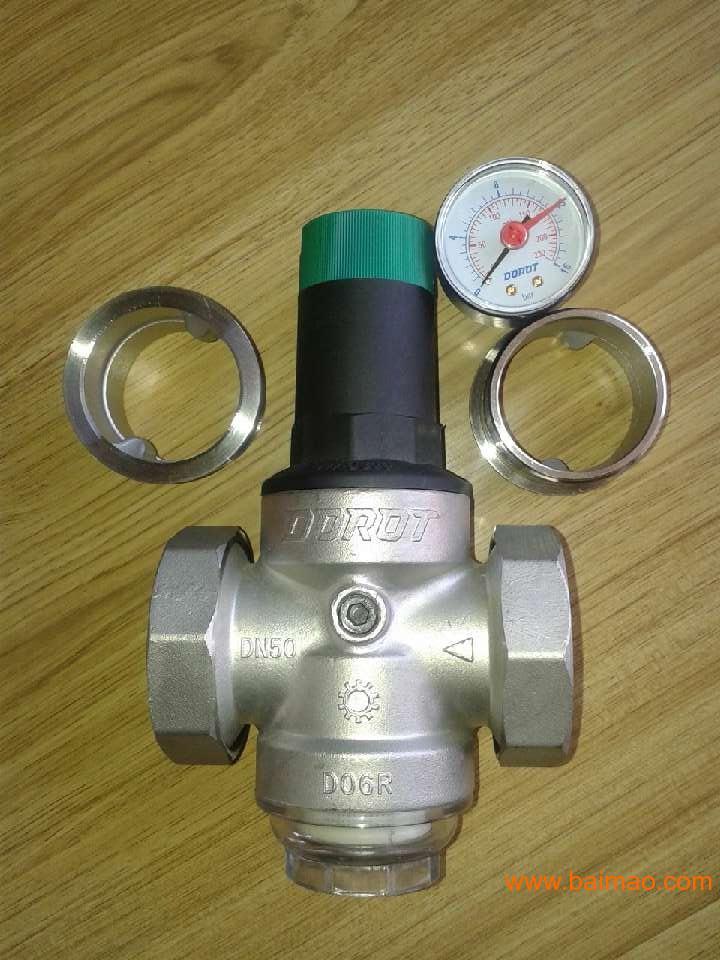 dn40多若特dorot不锈钢可调式减压阀图片
