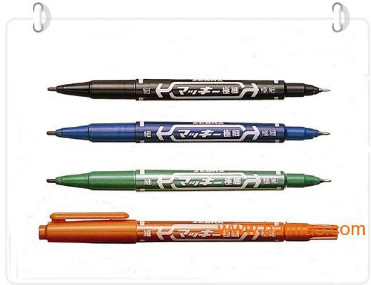 图】日本斑马极细油性笔价格,斑马记号笔价格